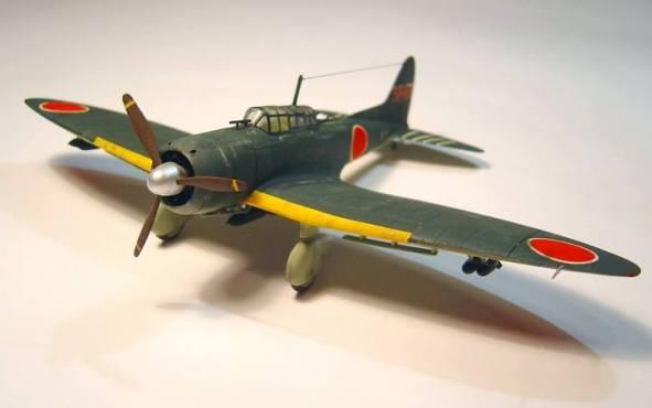 1/72 Aichi D3A2 Model 22