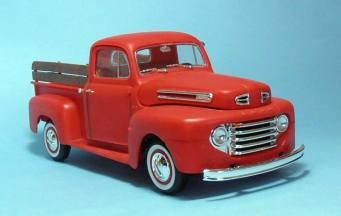 1/25 Ford F-1 Pickup 1950