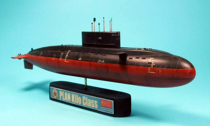 1/350 PLAN Clase Kilo