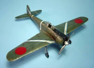 1/72 Nakajima Ki-43-I