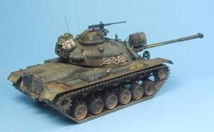 1/72 M48A3 USMC