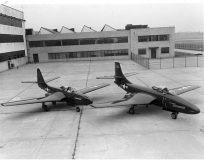 FH-1 Phantom & F2H Banshee