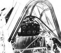 BT-9 (Carlinga. Cockpit)